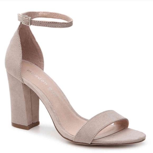 9aa9f1c408a5d3 Madden Girl Bella Sandal Heel - Blush
